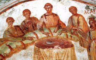Ejemplo de vida de los primeros cristianos 1