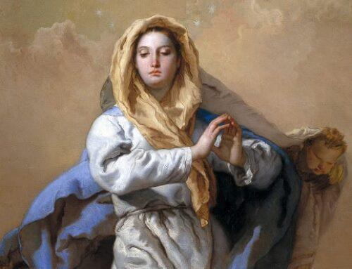 ¿Qué es la Novena de la Inmaculada?