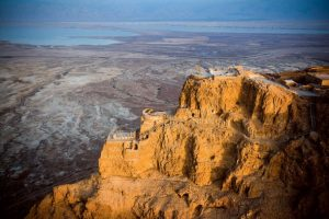 fortaleza de Masada