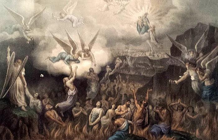 """""""Oración por las almas del purgatorio, rezada en lengua árabe"""" - escúchala 1"""