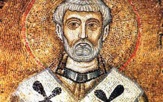 San Clemente Romano, cuarto Papa - 23 de noviembre 3
