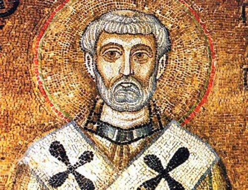 San Clemente Romano, cuarto Papa – 23 de noviembre