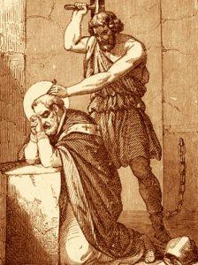 San Severo, obispo mártir - 6 de Noviembre 2