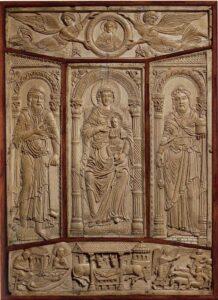 ¿Sabes cuáles son las 9 imágenes más antiguas de la Virgen María? 9