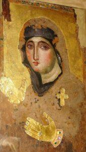 ¿Sabes cuáles son las 9 imágenes más antiguas de la Virgen María? 8