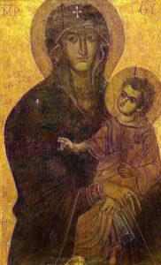 ¿Sabes cuáles son las 9 imágenes más antiguas de la Virgen María? 5