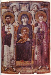 ¿Sabes cuáles son las 9 imágenes más antiguas de la Virgen María? 6