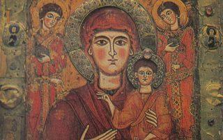 ¿Sabes cuáles son las 9 imágenes más antiguas de la Virgen María? 1