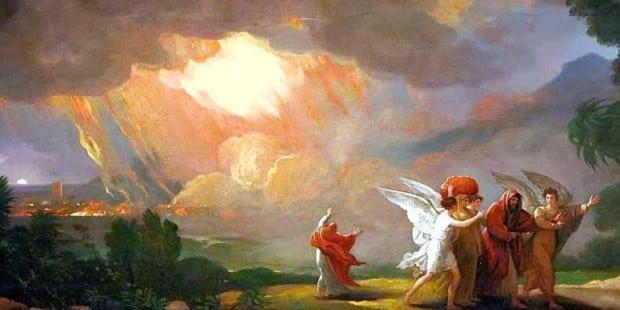 ¿Fue Sodoma destruida por el impacto de un meteorito? 1