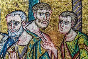 Basílica de Belén: los mosaicos recuperan su brillo justo antes de Navidad 4