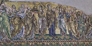 Basílica de Belén: los mosaicos recuperan su brillo justo antes de Navidad 2