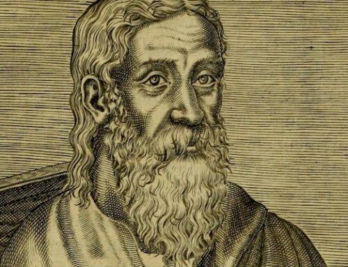 Clemente de Alejandría – 4 de diciembre