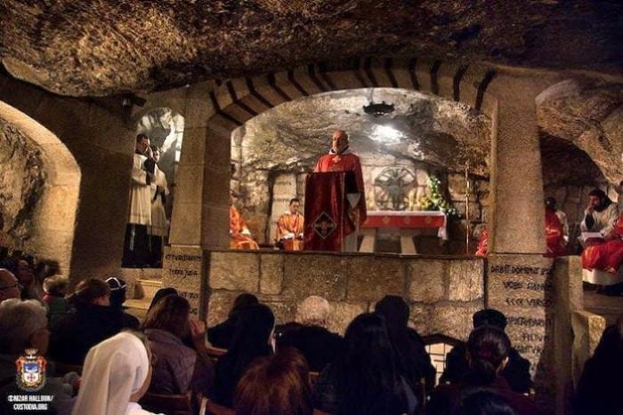 ¿Cómo se vive el recuerdo de los Santos Inocentes en el lugar donde fueron asesinados? 1