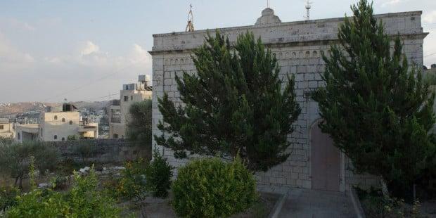 La casa de san José y María en Belén - Tierra Santa 1