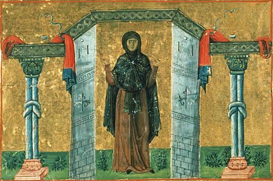 Santa Melania de Roma (383-439) - 31 de Diciembre 1