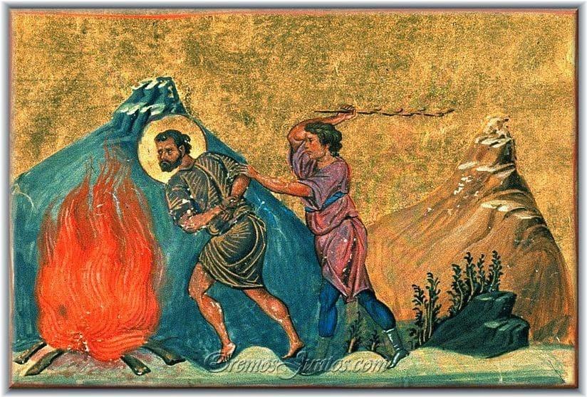 San Nemesio, mártir siglo III - 19 de diciembre 1
