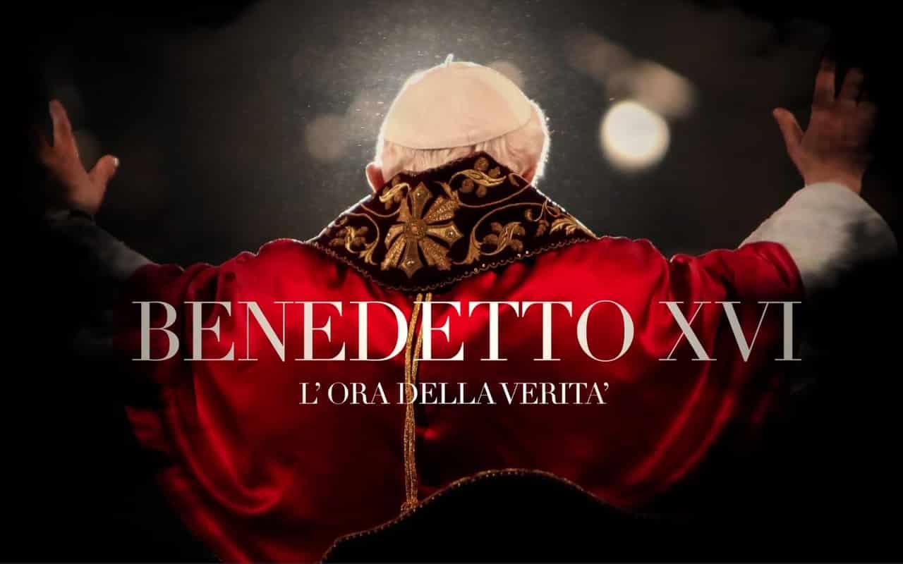 'Benedicto XVI, en honor a la verdad', premio del Festival Internacional de Cine Mirabile Dictu 1