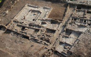 Se desentierra la ciudad de Magdala - hogar de María Magdalena 1