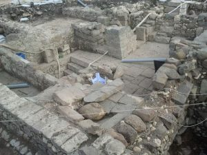 Se desentierra la ciudad de Magdala - hogar de María Magdalena 4