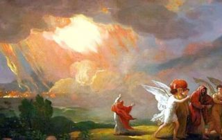 ¿Fue Sodoma destruida por el impacto de un meteorito? 9