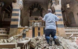 1.000 «mártires», 120 iglesias destruidas, colegios, monasterios...: datos del cristianismo en Siria 8
