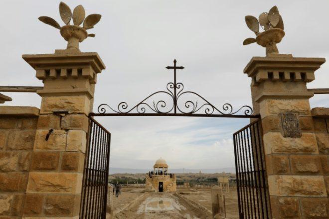 Israel libra de minas una zona cerrada desde la guerra de 1967 y podría volver el culto a ocho templos cristianos 1