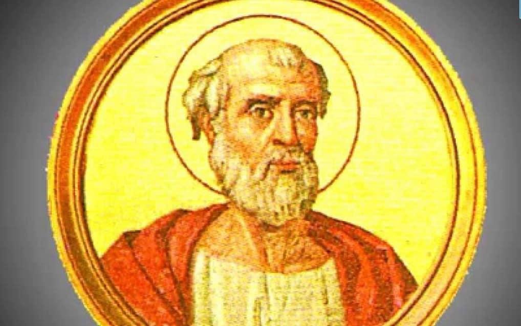 San Marcelo I, Papa mártir (+ 309) - 16 de enero 1