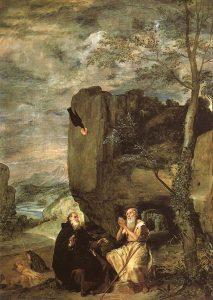 San Pablo, primer ermitaño (siglo III)  - 15 de enero 1