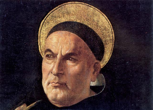 Comentario a la obra de santo Tomás de Aquino 1