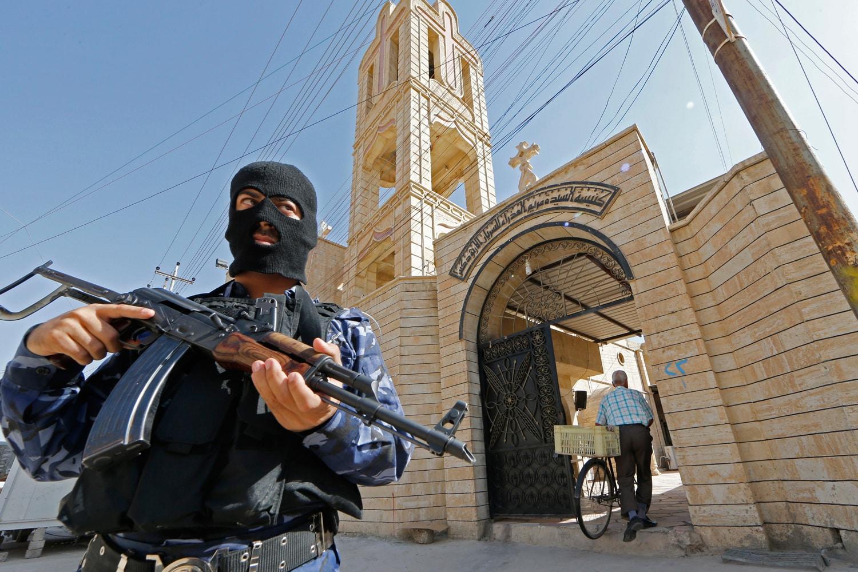 """#IRAK - El patriarca Sako pide un """"nuevo nacimiento"""" para Mosul, donde los hogares cristianos se han convertido en vertederos 1"""