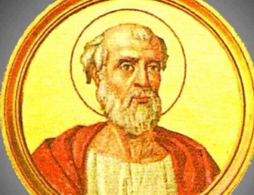 San Marcelo I, Papa mártir (+ 309)  –  16 de enero