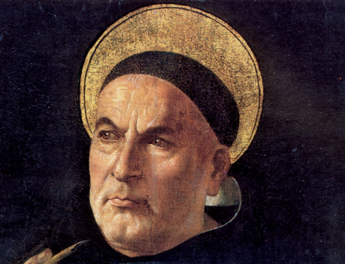 Comentario a la obra de santo Tomás de Aquino