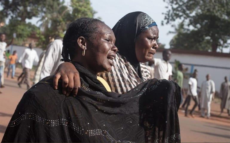 República Centroafricana: Aumentan los muertos por la masacre de la catedral de Alindao 1