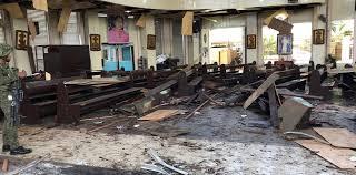 """La Iglesia en Joló, Filipinas: """"No permitiremos que esta tragedia nos divida"""" 1"""