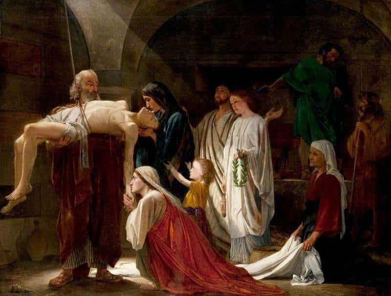 Santos mártires de Abitinia (año 304). Mártires de la Eucaristía - 12 de febrero 1
