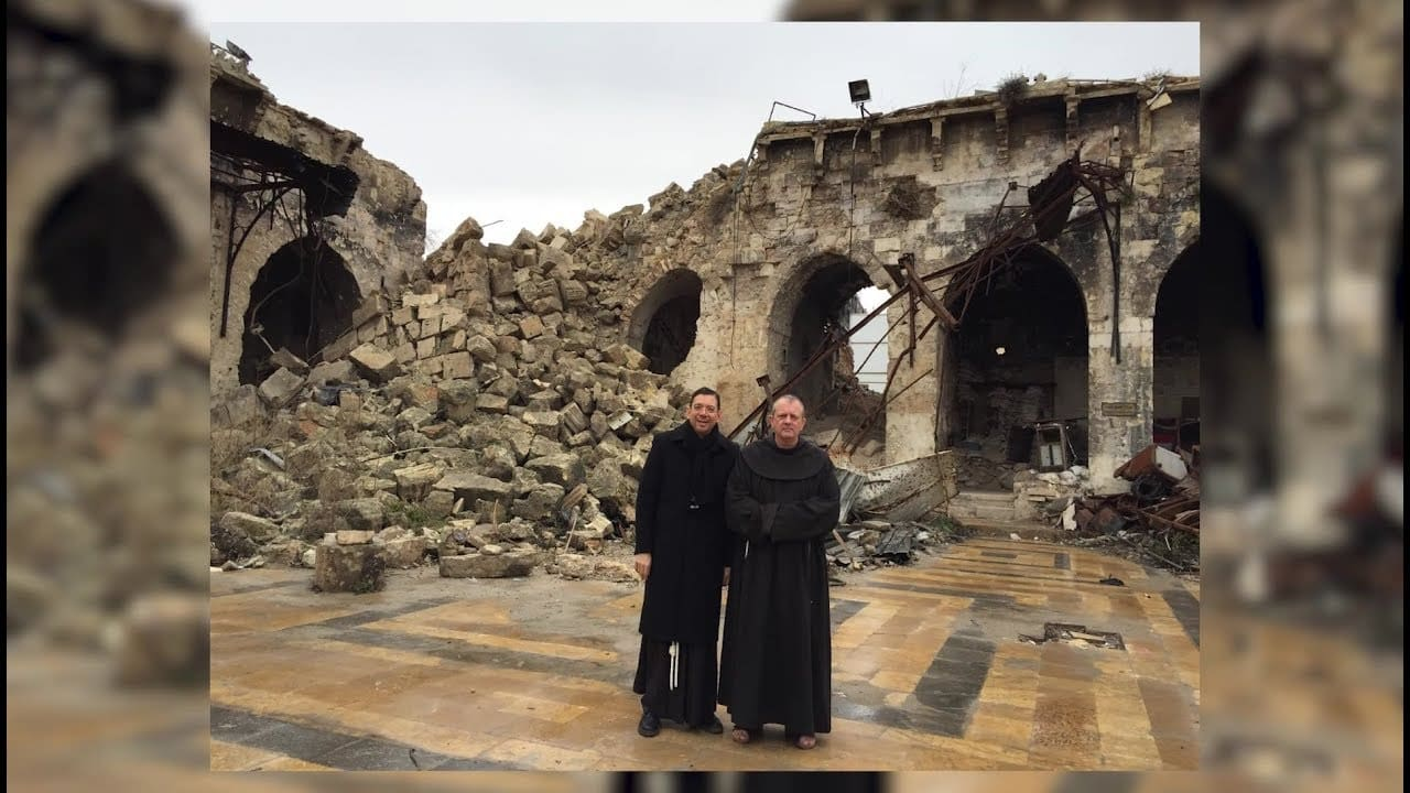 Franciscano en Rodas: Ayudamos a refugiados sin preguntarles su religión 1
