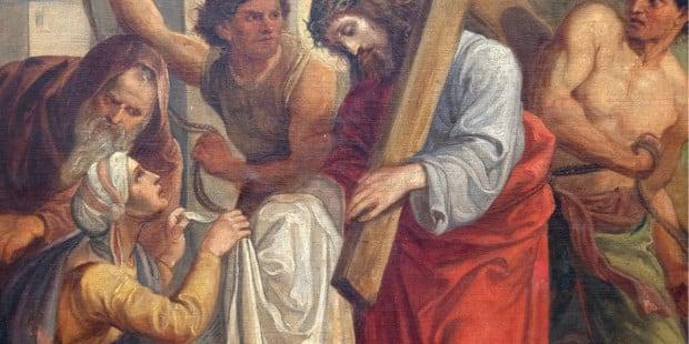 La mujer que limpió la cara de Jesús... ¿se llamaba Verónica? 2