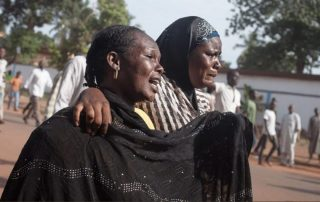 República Centroafricana: Aumentan los muertos por la masacre de la catedral de Alindao 2