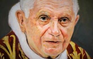 Aniversario de la renuncia de Benedicto XVI - 11 febrero 2013 1