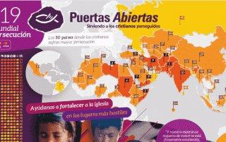 1 de cada 9 cristianos en el mundo sufre persecución a causa de su fe 6