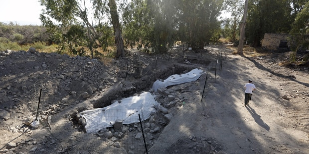 Arqueólogos israelíes anuncian haber descubierto el lugar donde nació san Pedro 1