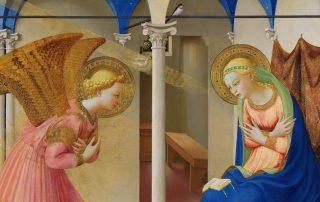 La Anunciación a la Virgen María - 25 de marzo 4