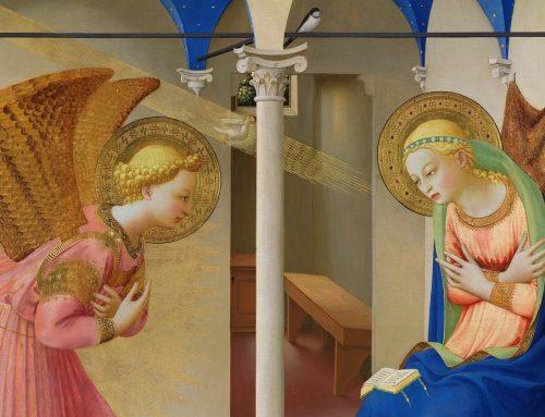 La Anunciación a la Virgen María – 25 de marzo
