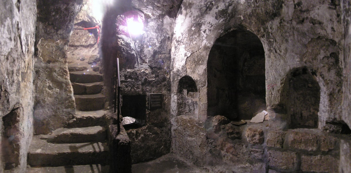 Betania - El lugar de la resurrección de Lázaro 1