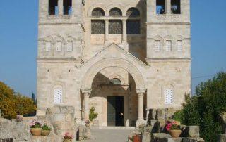 El Monte Tabor -   El lugar de la Transfiguración 3