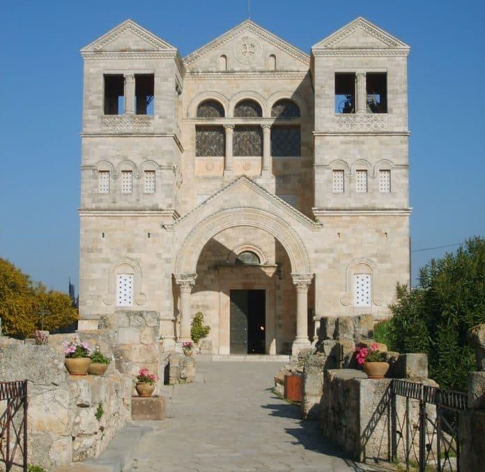 El Monte Tabor -   El lugar de la Transfiguración 1