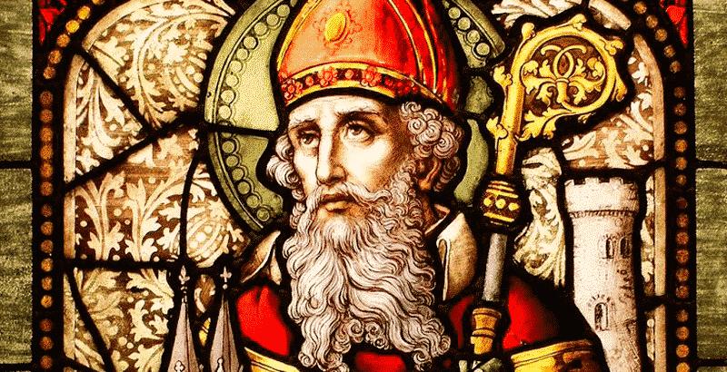 San Patricio - Su odisea contra los druidas: secuestros, insultos y persecuciones 1