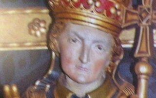 San Vulframno, monje y obispo Siglo VII - 20 de marzo 1