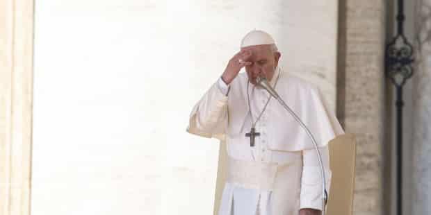 6 años de pontificado de Francisco - Los momentos más duros y los más emotivos 1