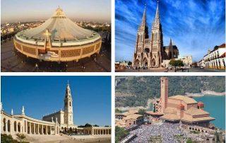 Santuarios de todo el mundo se unirán el 4 de abril a Mater Fátima, un acto mundial de Oración, Adoración y Consagración 7